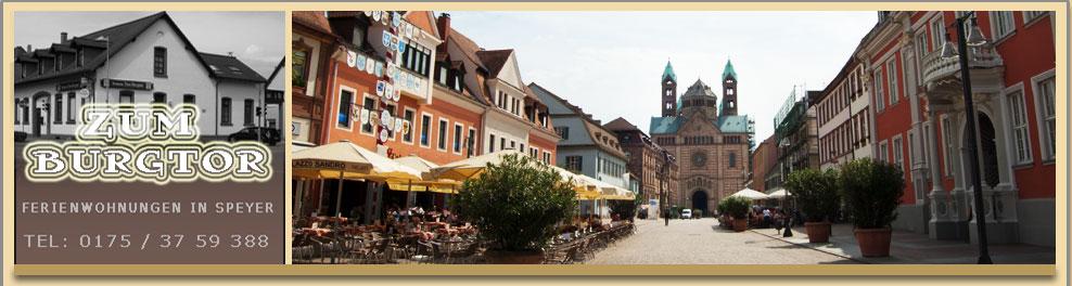 Architekt Speyer ferienwohnung zum burgtor speyer günstige ferienunterkunft in